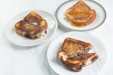Dessert Grilled Cheese Recipes | eHow