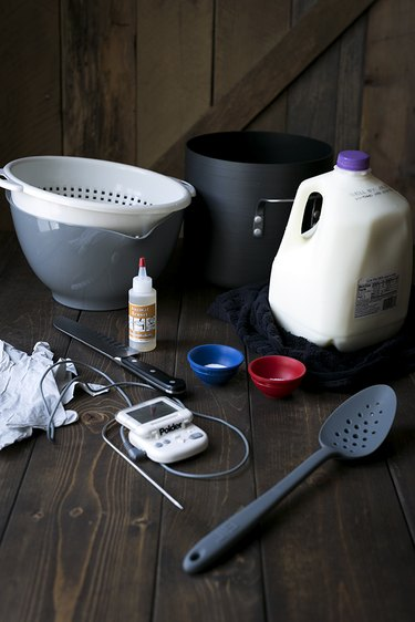 How to Make Mozzarella Cheese at Home | eHow
