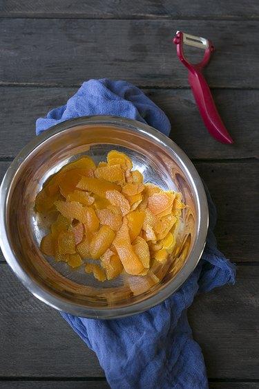How to Make Homemade Orange Liqueur | eHow