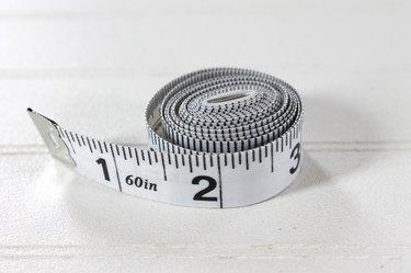 measure around head