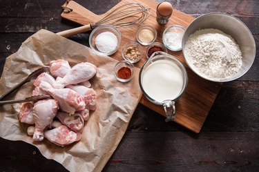 Very Best Fried Chicken Recipe