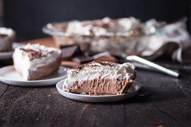 Gluten Free French Silk Pie Recipe