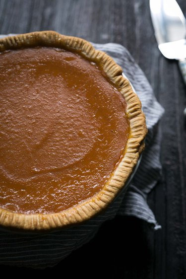 How to Troubleshoot Watery Pumpkin Pies | eHow