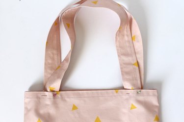 pi straps to bag