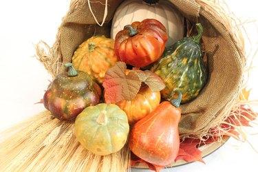 smaller gourds