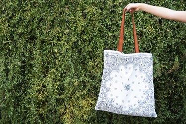 Reversible Bandana Bag