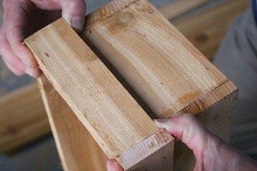 Building a window box