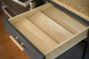 Check drawer fit