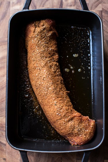 How to Cook a Pork Tenderloin in the Oven | eHow