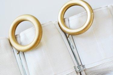 Attach Curtain Rings