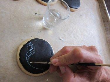Decorate cookie