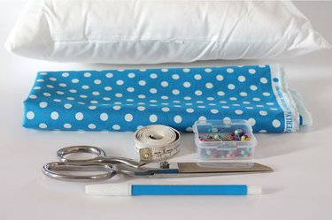 materials needed for a pillow case
