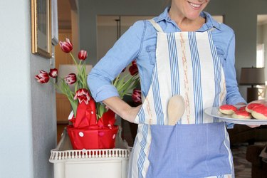 unisex apron pattern