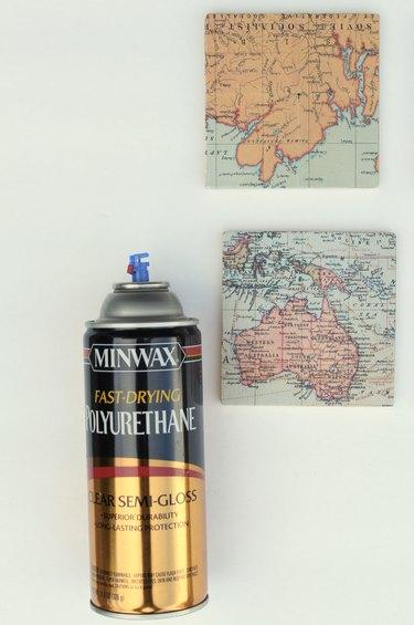 Spray on polyurethane