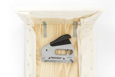 wooden cornice board construction