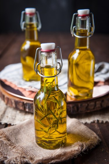 How to Infuse Your Olive Oil