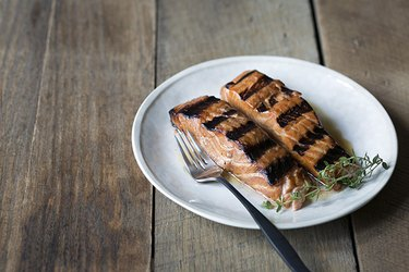 The Best Seasonings for Grilled Salmon | eHow