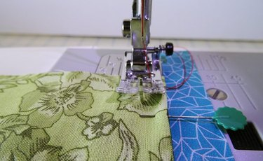 How to Hem on a Sewing Machine