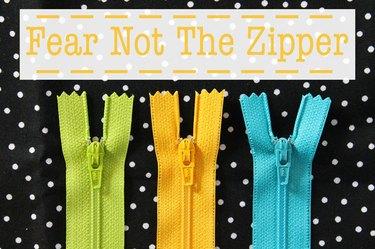 Fear Not the Zipper