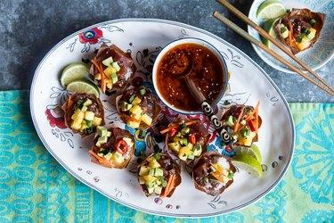 Hawaiian Ahi Poke Appetizer | eHow