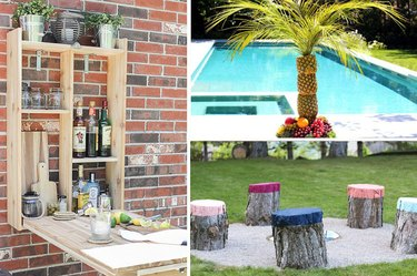 Summer Barbecue Decorations