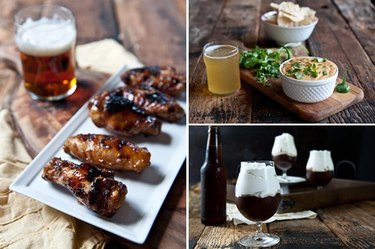 Recipes Made With Beer