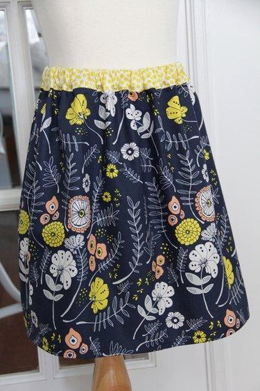 Easy elastic waistband sewing DIY