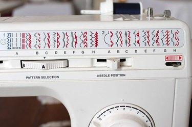 change machine to decorative stitch