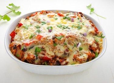 Southwest Chicken Casserole Recipe