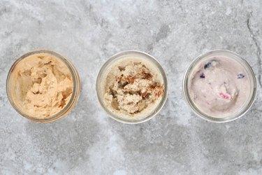 Flavored vegan cream cheese ideas