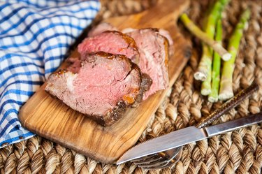 Hoisin Glazed Beef Tenderloin Recipe