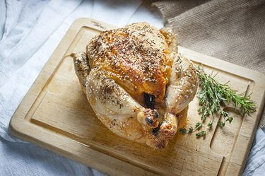 Foolproof One-Pot Meal: Simple Roasted Chicken and Root Vegetables