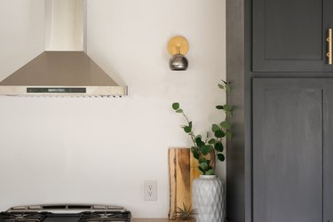 Installing wall sconces