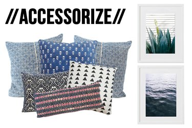 Choose Accessories for your bedroom