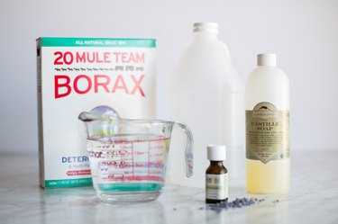 Ingredients for Tough Multi-Purpose Cleaner