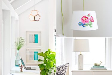 8 DIY Ways to Light Up Your Space