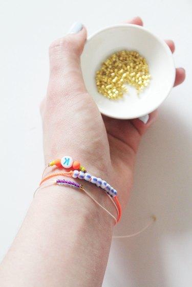 Layering Bracelets
