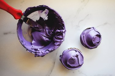 These different shades of Purple Food Coloring can be used in a variety of different baking and craft  projects.
