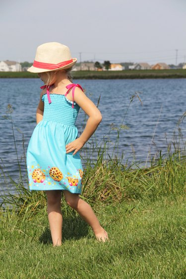 the easiest sundress to make