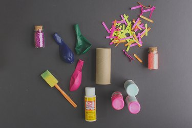 craft supplies for the project