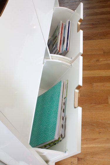 Family file storage system