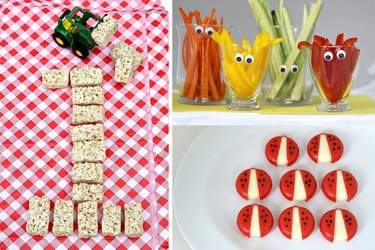 Food Ideas for a 1st Birthday Party