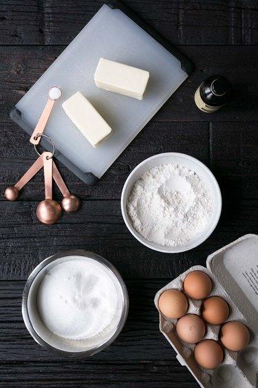 Delicious Pound Cake Recipe | eHow