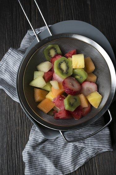 Vodka Infused Fruit Salad Recipe | eHow