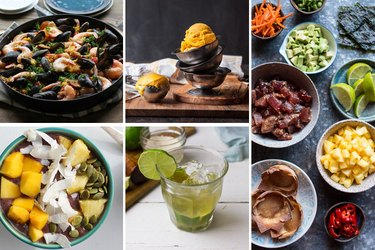 Food Ideas for a Tropical Party
