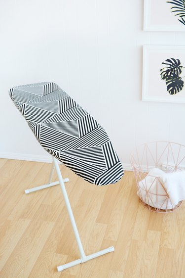 DIY Custom Ironing Board Cover