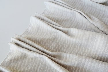 Pleats in Curtains