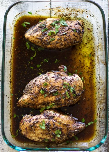 Juicy Chicken Breasts