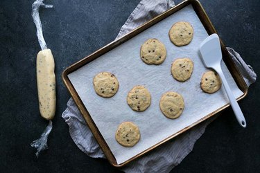 Slice and Bake Cookie Dough Recipe