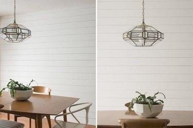 DIY Modern Plank Wall Tutorial